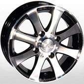 Автомобильный колесный диск R13 4*114,3 ZW-461 BP - W5 Et40 D69.1