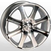 Автомобильный колесный диск R15 4*100 ZW-461 SP - W6 Et43 D67.1