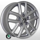 Автомобильный колесный диск R15 5*112 ZW-4925 SL (Skoda, VW) - W6 Et45 D57.1