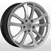 Автомобильный колесный диск R18 5*114,3 ZW-493 HS (Mazda) - W7.5 Et50 D67.1