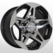 Автомобильный колесный диск R16 5*139,7 ZW-5313 BPX - W8 Et-20 D110.5