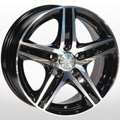 Автомобильный колесный диск R15 5*98 ZW-610 BP - W6.5 Et30 D58.1