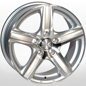 Автомобильный колесный диск R14 4*98 ZW-610 SP - W6 Et35 D58.6