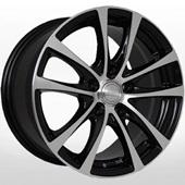 Автомобильный колесный диск R16 5*118 ZW-6207 BP (Opel, Renault) - W7.0 Et38 D71.1