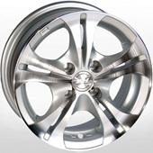 Автомобильный колесный диск R13 4*98 ZW-680 SP - W5.5 Et25 D58.6