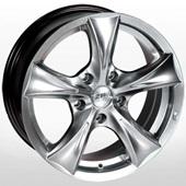 Автомобильный колесный диск R16 5*112 ZW-683 HS - W7 Et35 D66.6