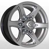 Автомобильный колесный диск R15 6*139,7 ZW-693 HS (Toyota) - W7.0 Et10 D110.5