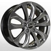 Автомобильный колесный диск R17 5*114,3 ZW-7305 HB - W6.5 Et45 D67.1