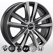 Автомобильный колесный диск R17 5*114,3 ZW-7306 MK-P - W6.5 Et46 D67.1