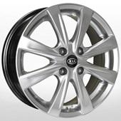 Автомобильный колесный диск R15 4*100 ZW-7309 HS (Hyundai, Kia) - W6.0 Et48 D54.1
