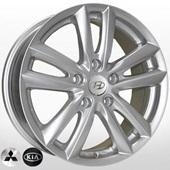 Автомобильный колесный диск R16 5*114,3 ZW-7311 SIL - W6.5 Et43 D67.1