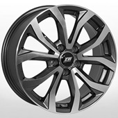 Автомобильный колесный диск R17 5*114,3 ZW-7349 MK-P - W7.5 Et40 D67.1