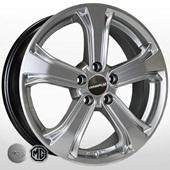 Автомобильный колесный диск R17 5*100 ZW-7359 HS (Subaru) - W7.0 Et48 D56.1