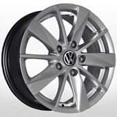Автомобильный колесный диск R15 5*100 ZW-7465 HS (VW, Skoda) - W6.0 Et40 D57.1