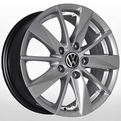 Автомобильный колесный диск R15 5*112 ZW-7465 HS (VW, Skoda) - W6.0 Et40 D57.1