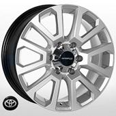 Автомобильный колесный диск R18 6*139,7 ZW-7487 HS (Toyota) - W7.5 Et25 D106.1
