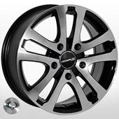Автомобильный колесный диск R16 5*130 ZW-7700 BP - W6.5 Et43 D84.1