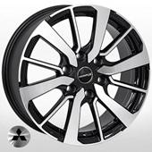 Автомобильный колесный диск R18 6*139,7 ZW-7763 BP (Mitsubishi) - W7.5 Et38 D67.1