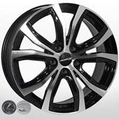 Автомобильный колесный диск R18 5*114,3 ZW-7764 BP (Lexus, Toyota) - W8.0 Et30 D60.1