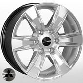 Автомобильный колесный диск R18 6*139,7 ZW-7768 HS - W7.5 Et38 D67.1