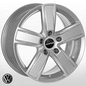 Автомобильный колесный диск R17 5*120 ZW-7783 SL (Volkswagen) - W7.5 Et45 D65.1
