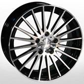 Автомобильный колесный диск R15 5*110 ZW-833 BP - W6.5 Et40 D73.1