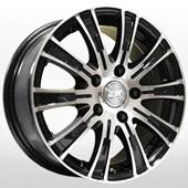 Автомобильный колесный диск R15 4*100 ZW-9123 BE-P - W6 Et38 D67.1