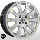 Автомобильный колесный диск R15 5*114,3 ZW-9123 HS (Kia, Hyundai) - W6 Et45 D67.1