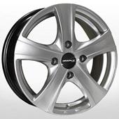 Автомобильный колесный диск R15 4*114,3 ZW-9504 HS (Kia, Hyundai) - W6 Et43 D67.1