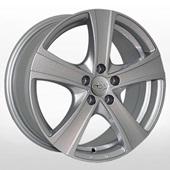 Автомобильный колесный диск R16 5*100 ZW-9504 SL (Subaru) - W6.5 Et46 D56.1