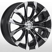 Автомобильный колесный диск R20 6*139,7 ZW-9545 BP - W9.0 Et24 D106.1