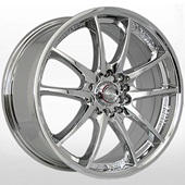 Автомобильный колесный диск R17 5*108 / 5*114,3 ZW-969 HCH - W7 Et42 D67.1