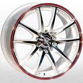 Автомобильный колесный диск R14 4*100 / 4*114,3 ZW-969 (RL)WPX - W6 Et35 D67.1