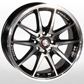 Автомобильный колесный диск R14 4*100 / 4*114,3 ZW-969 BPX - W6 Et35 D67.1