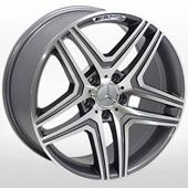 Автомобильный колесный диск R18 5*112 ZW-BK206 GP (Mercedes) - W8.5 Et35 D66.6