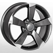 Автомобильный колесный диск R16 5*112 ZW-BK217 GMF (Audi) - W7.5 Et42 D66.6