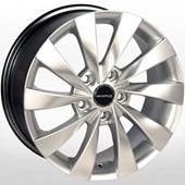 Автомобильный колесный диск R16 5*112 ZW-BK438 HS - W7.0 Et45 D66.6