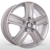 Автомобильный колесный диск R15 5*130 ZW-BK473 S (Mercedes, VW) - W6.5 Et54 D84.1