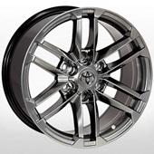 Автомобильный колесный диск R18 6*139,7 ZW-BK5049 HB (Toyota) - W8.5 Et25 D106.1