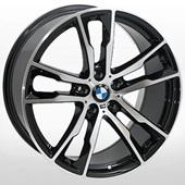Автомобильный колесный диск R20 5*120 ZW-BK5053 BP (BMW X5, X6) - разноширокие