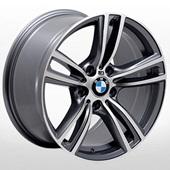 Автомобильный колесный диск R17 5*120 ZW-BK5055 GP (BMW) - W8.0 Et34 D74.1