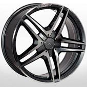 Автомобильный колесный диск R20 5*112 ZW-BK5061 GP (Mercedes) - W8.5 Et35 D66.6