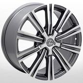 Автомобильный колесный диск R20 5*150 ZW-BK5089 GP (Toyota, Lexus) - W8.5 Et50 D110.2