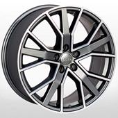 Автомобильный колесный диск R19 5*112 ZW-BK5131 GPMatt (Audi) - W8.5 Et35 D66.6