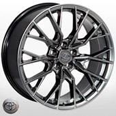 Автомобильный колесный диск R19 5*114,3 ZW-BK5137 HB (Lexus, Toyota) - W8.0 Et30 D60.1