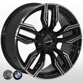 Автомобильный колесный диск R19 5*112 ZW-BK5181 BP (BMW) - W8.5 Et25 D66.6