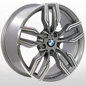 Автомобильный колесный диск R17 5*120 ZW-BK5181 GP (BMW) - W7.5 Et32 D72.6