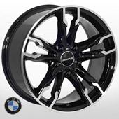 Автомобильный колесный диск R17 5*120 ZW-BK5255 BP (BMW) - W8.0 Et35 D72.6
