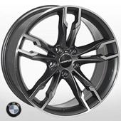 Автомобильный колесный диск R19 5*120 ZW-BK5255 GP (BMW) - W8.5 Et25 D74.1