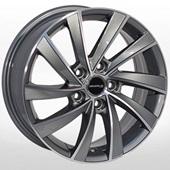 Автомобильный колесный диск R16 5*114,3 ZW-BK5290 GP - W6.5 Et40 D67.1